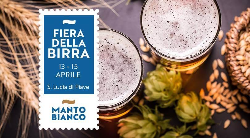 Fiera Birra Santa Lucia Manto Bianco