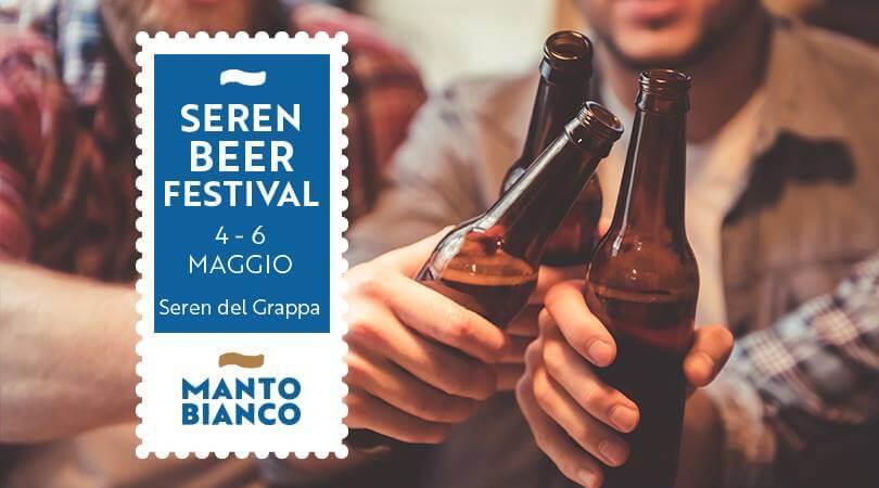 Seren Beer Festival Manto Bianco
