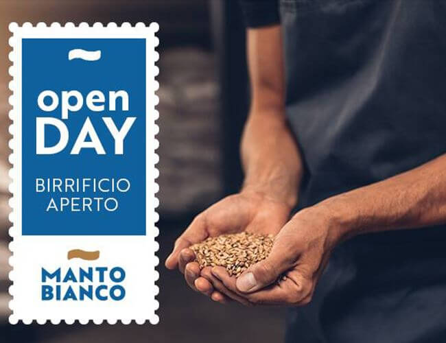 open day manto bianco hp